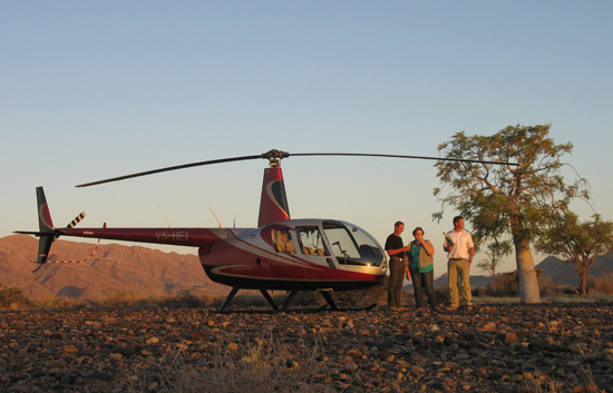 Exciting Helicopter Excursions