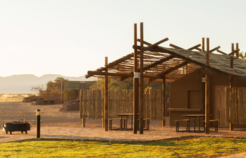 Desert Camp Group Facilities